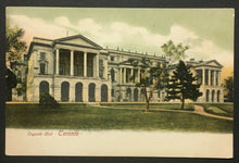 Load image into Gallery viewer, 1900's York University Osgoode Hall Toronto Vintage Post Card + Stamp Canada