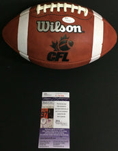 Load image into Gallery viewer, Dan Marino #13 Autographed CFL Wilson Football Miami Dolphins Authenticated JSA