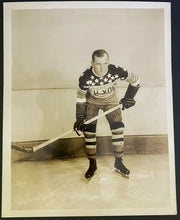 Load image into Gallery viewer, 1927 NHL Hockey Vintage Photo Leo Reise New York Americans