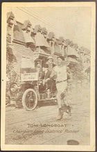 Load image into Gallery viewer, 1909 Canadian Onondaga Tom Longboat Distance Runner Photo Vintage Postcard Rare