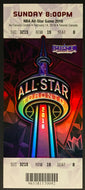 2016 NBA All Star Game Unused Mint Condition Ticket Kobe Bryant Last Appearance