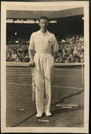1930s Wimbledon Tennis Trim & Co Real Photo Postcards Alice Marble Vintage Rare