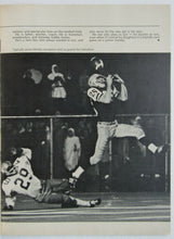 Load image into Gallery viewer, 1973 Ivor Wynne Stadium CFL Program Toronto Argonauts vs Hamilton Tiger-Cats