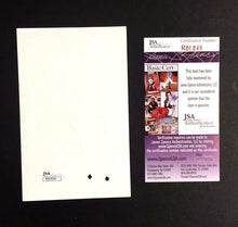 Load image into Gallery viewer, 1993 Mike Schmidt Autographed Philadelphia Phillies Post Game Party Pass JSA