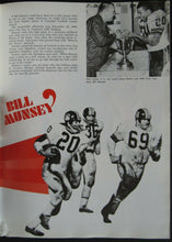 Load image into Gallery viewer, 1970 Civic Stadium CFL Program + BC Lions Yearbook Hamilton Tiger Cats Toronto