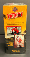 Load image into Gallery viewer, 2008-09 Upper Deck Hockey Victory Blaster Box NEW Factory Sealed