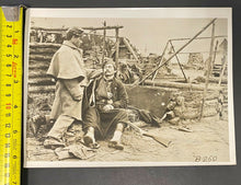 "Load image into Gallery viewer, 1863 Civil War Photo ""Wounded Zoauve in Camp"" Underwood & Underwood Re-strike"
