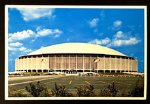 Load image into Gallery viewer, The Astrodome Houston Texas Football Vintage Postcard