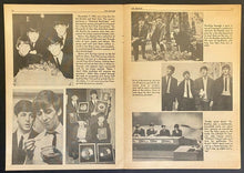 Load image into Gallery viewer, 1964 Vintage The Beatles Very Rare Song Book With Pictures Bios and Arrangements