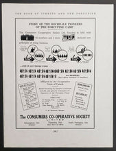 Load image into Gallery viewer, 1937 Share Certificate For Consumers Co-Op in Timmins / Porcupine #1289 Ontario