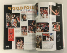 Load image into Gallery viewer, 1995 Toronto Raptors 1st Game Program Inaugural Season New Jersey Nets Unscored
