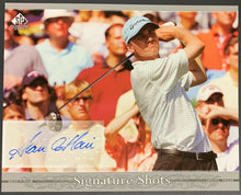 Load image into Gallery viewer, 2005 SP Signature Shots Sean O'Hair Golf AUTO Signed 8x10 UDA Upper Deck