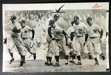 Load image into Gallery viewer, 1960 World Series Press Photo Game 3 Yankee Stadium NY Richardsons Grandslam Vtg