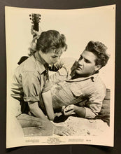 Load image into Gallery viewer, 1962 Elvis Presley Vintage Studio Photo The King Of Rock + His Lady In Hollywood