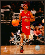 T.J. Ford Signed Autographed 8x10 NBA Basketball Photo Toronto Raptors