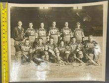 Load image into Gallery viewer, Vintage NHL 1929-30 New York Americans Hockey Team Type 1 Photo