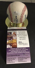Load image into Gallery viewer, Curtis Granderson Autographed Official Rawlings Baseball MLB JSA Authenticated