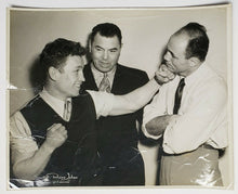 Load image into Gallery viewer, Circa 1940 Original Photo Heavyweight Boxing Champion Jack Dempsey Vintage Rare