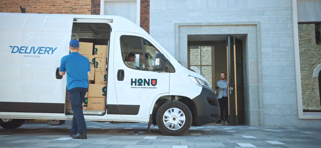 Honu boards delivery