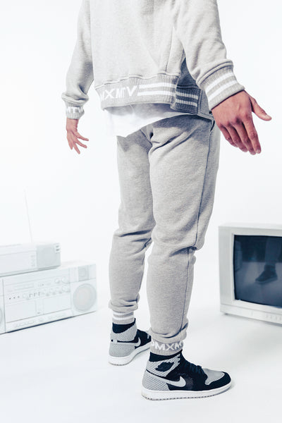 OMXMTV SWEATS - GREY