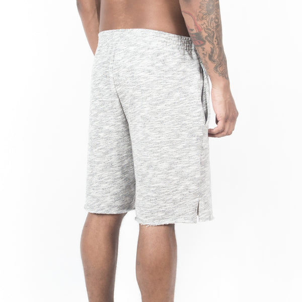 TERRY SHORTS / GREY