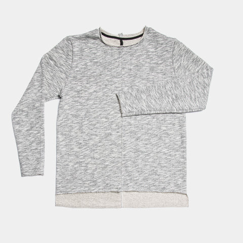 FRENCH TERRY CREW / GREY