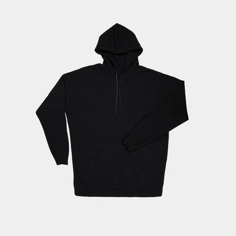 Semi Quilted Hoodie