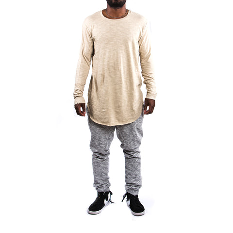 EVERYDAY LONG SLEEVE / SAND