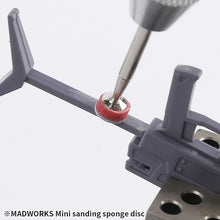 Load image into Gallery viewer, MADWORKS MS001 Mini Sanding Sponge Disc
