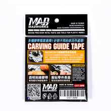 Load image into Gallery viewer, MADWORKS Carving Guide Tape 3mm