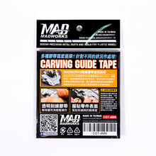 Load image into Gallery viewer, MADWORKS Carving Guide Tape 4mm