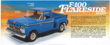 Load image into Gallery viewer, Moebius Models - 1/25 1966 Ford F100 Flareside Pickup Truck