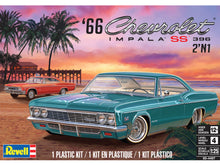 Load image into Gallery viewer, REVELL - 1/25 1966 Chevrolet Impala SS 396 (2 in 1)