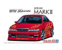 Load image into Gallery viewer, Aoshima - 1/24 BN Sports Toyota JZX100 MarkII '98