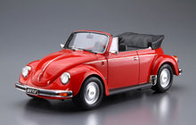 Load image into Gallery viewer, Aoshima - 1/24 Volkswagen 15Adk Beetle 1303S Cabriolet '75