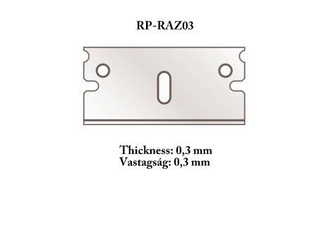RP Toolz - Replacement Blade 0.3mm