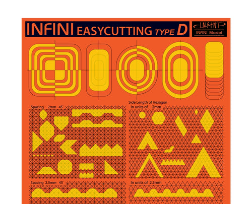 Infini Model Type D Easy Cutting Mat