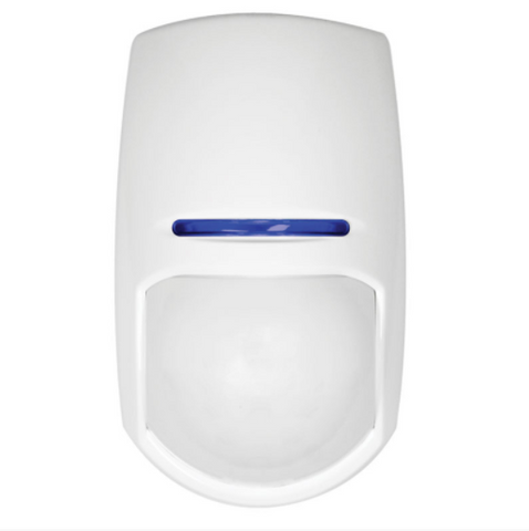 Hikvision Wireless Curtain PIR Detector to suit Axiom Hub, 15m, 20deg