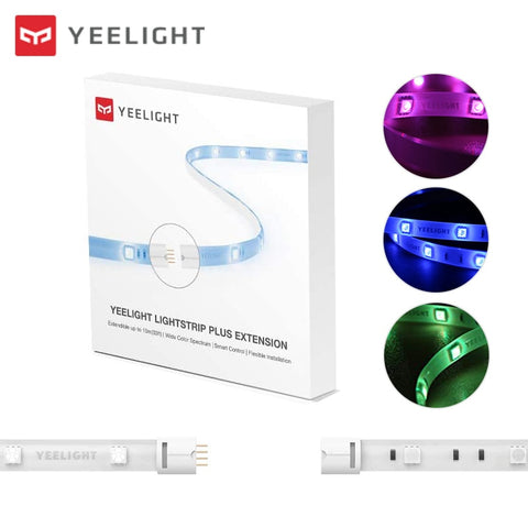 Yeelight Smart Light Strip 1m Extension for Aurora Lightstrip Plus LED