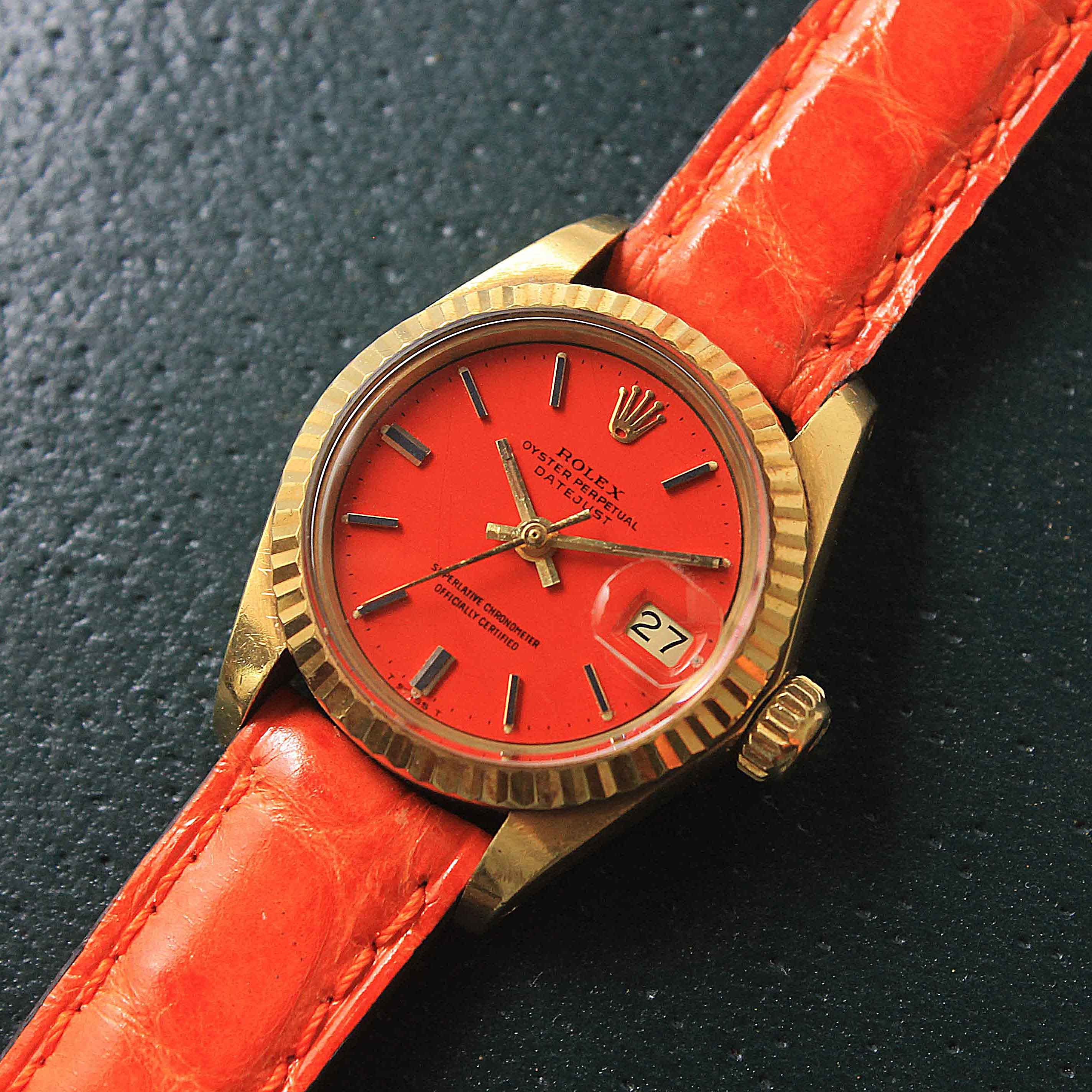 The Watch I Would Have Liked for Valentine's (And the One I Would Have Given)