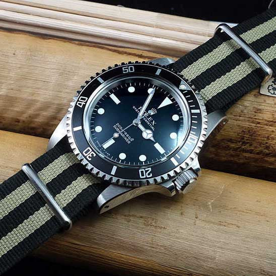 NATO Straps: The Perfect New Look for Your Favorite Watch?