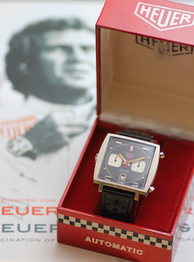 Back in Time - Historic F1 and Classic Racing Watches