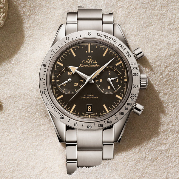 The Omega Speedmaster Celebrates its 60th Year in Style