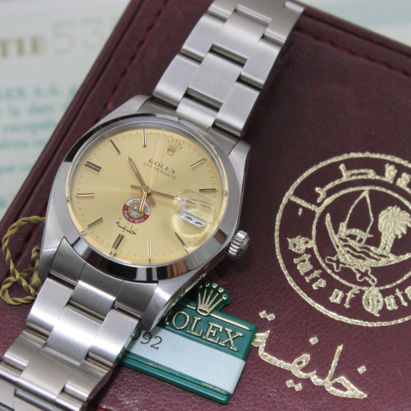 "Vintage Watches and the Ever-Elusive ""New Old Stock"""