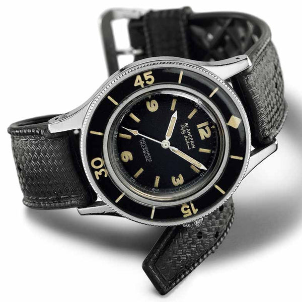 How the Blancpain Fifty Fathoms became a prized collectable