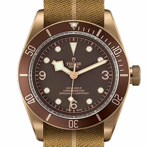 The Tudor Heritage Black Bay Bronze
