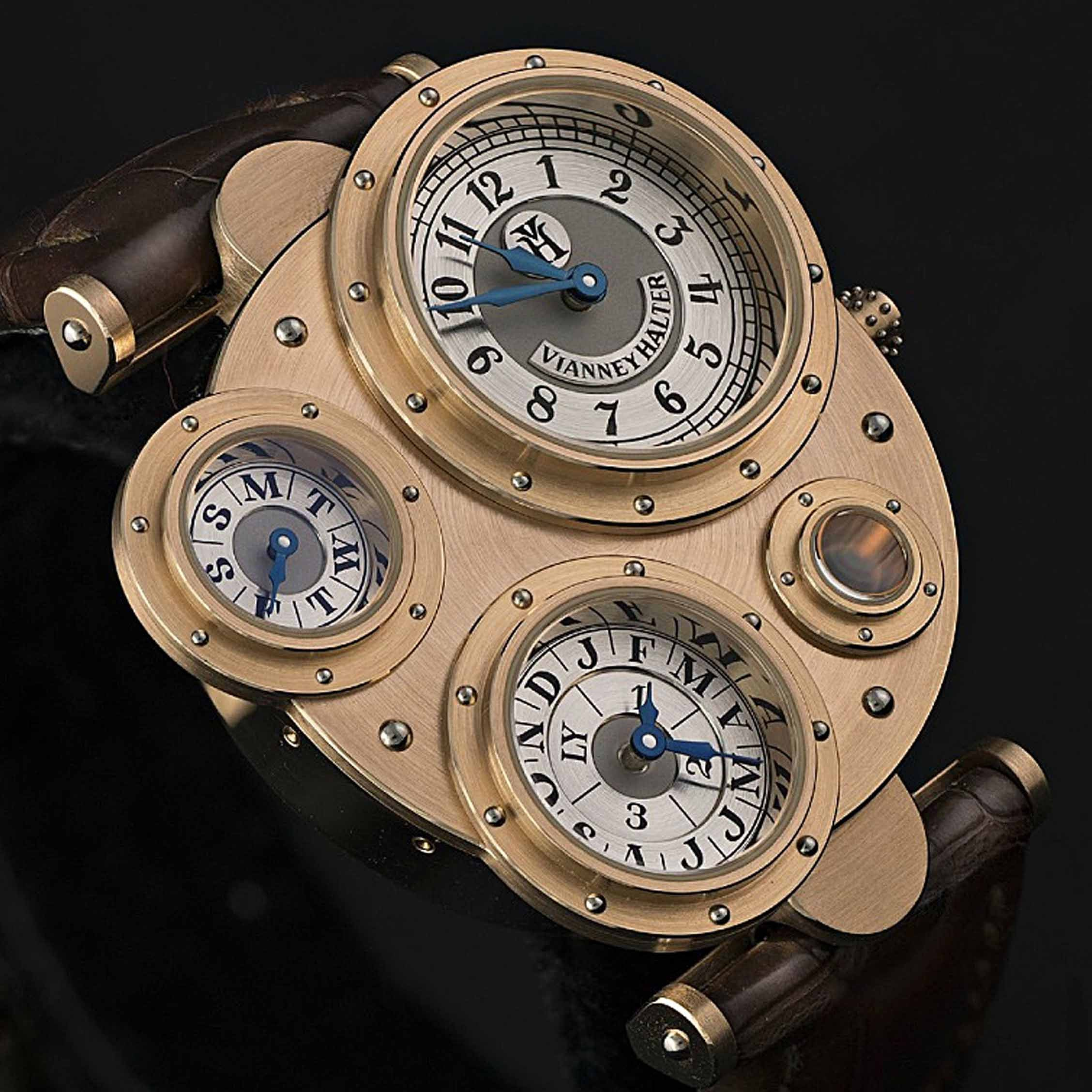 Watchmakers Off The Beaten Path The Independent Brands Momentum