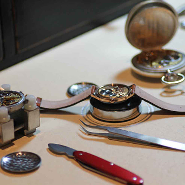 What you need to know about watch maintenance