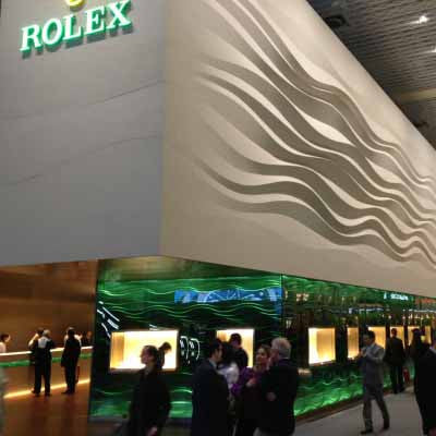Momentum at Baselworld