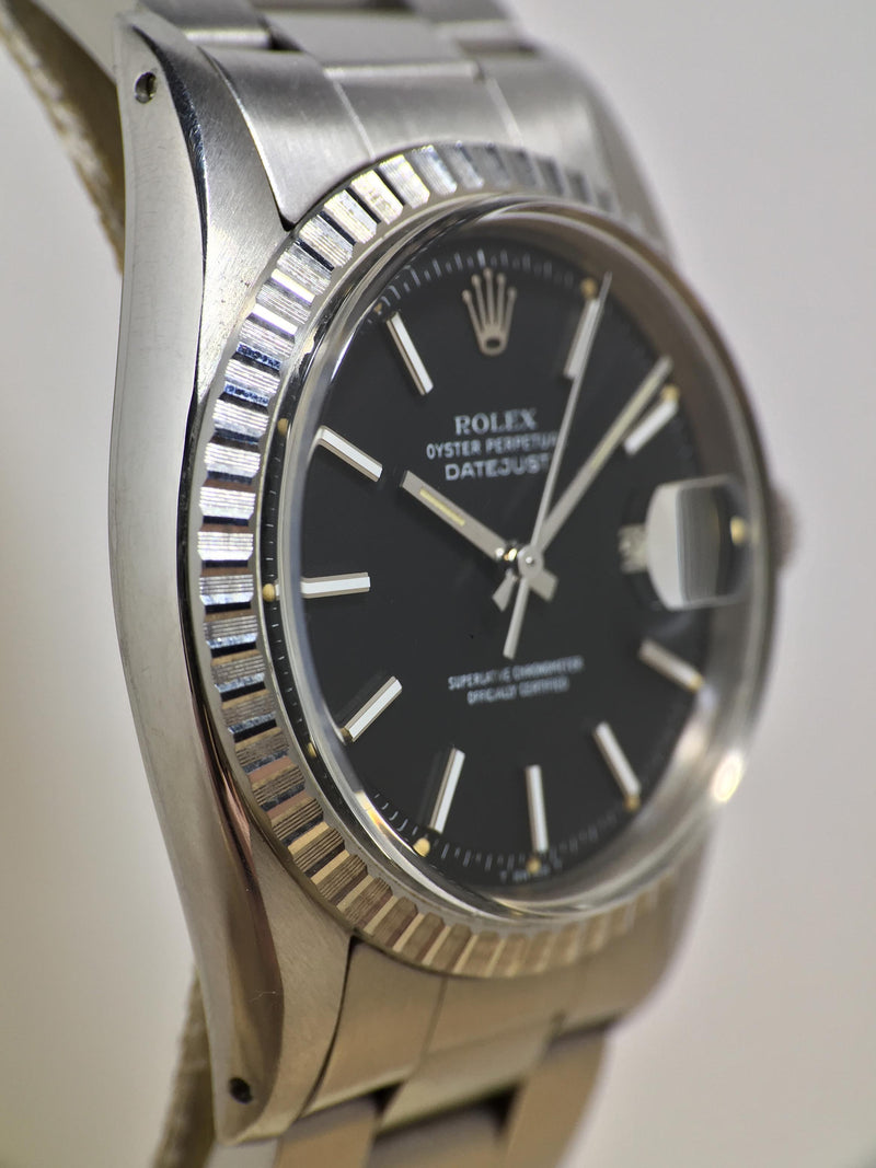 1977 Rolex Datejust 'Mint condition' Ref. 1603 (with Papers)